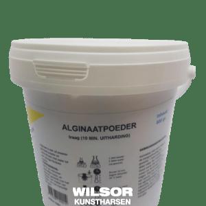 Alginaatpoeder traag