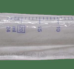 Doseerspuit voor het injecteren van epoxyhars