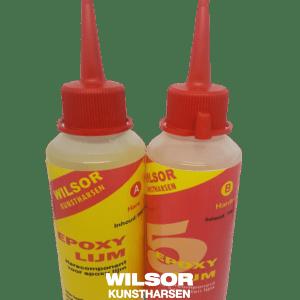 Wilsor epoxylijm 5 minuten