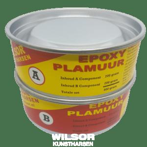 Epoxy plamuur